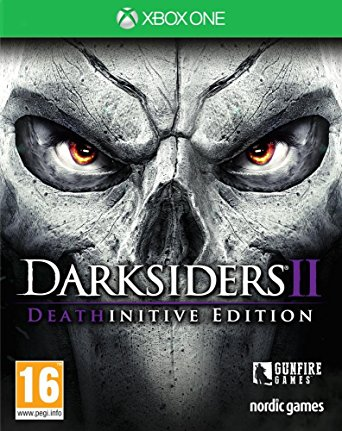 Darksiders ii deathinitive edition makes surprise appearance on.